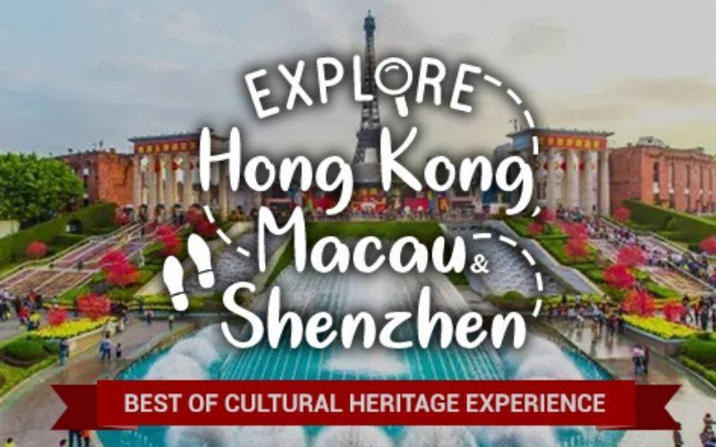 tour hongkong shenzhen macau