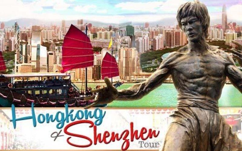 paket tour hongkong shenzhen