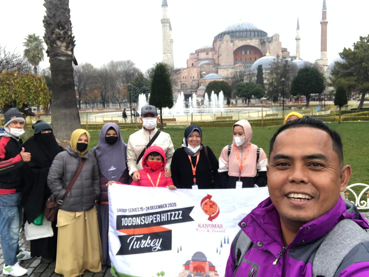 paket tour turki