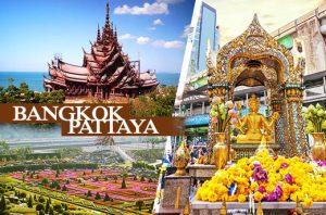 paket tour bangkok