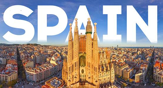 paket tour spanyol