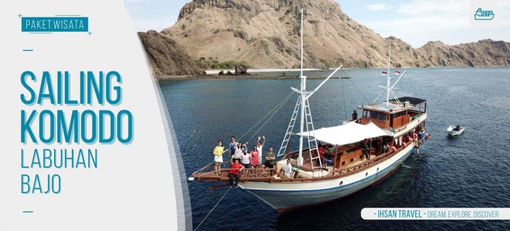 paket wisata pulau komodo