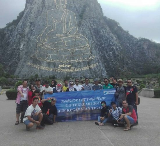 Bangkok Pattaya Tour Group